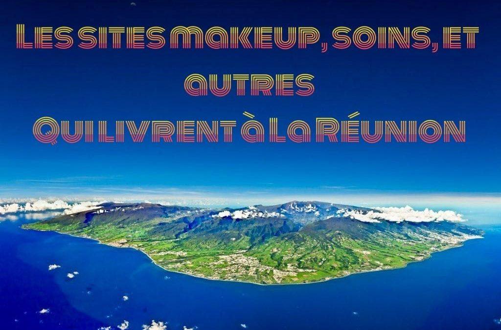 ✈ Les sites qui livrent à La Réunion + Mon avis ✈